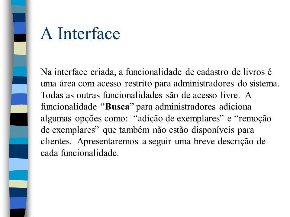 A Interface