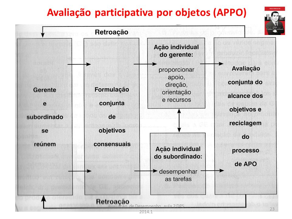 Avaliação participativa por objetos (APPO)