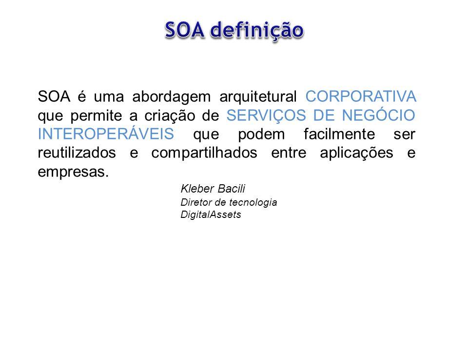 SOA definição