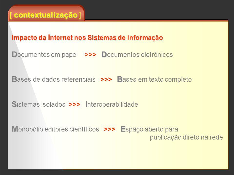 Documentos em papel >>> Documentos eletrônicos