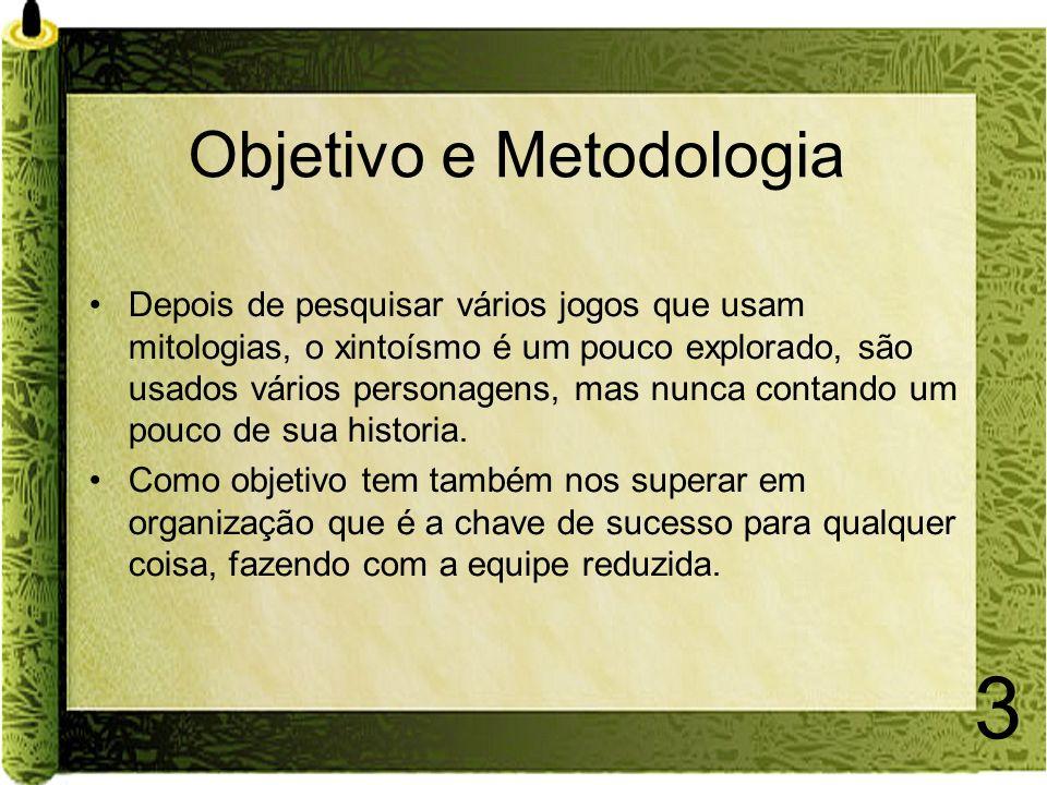 Objetivo e Metodologia