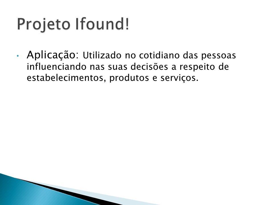 Projeto Ifound.