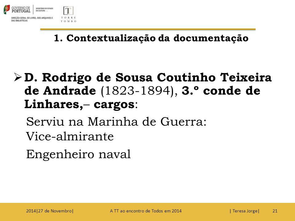 1. Contextualização da documentação