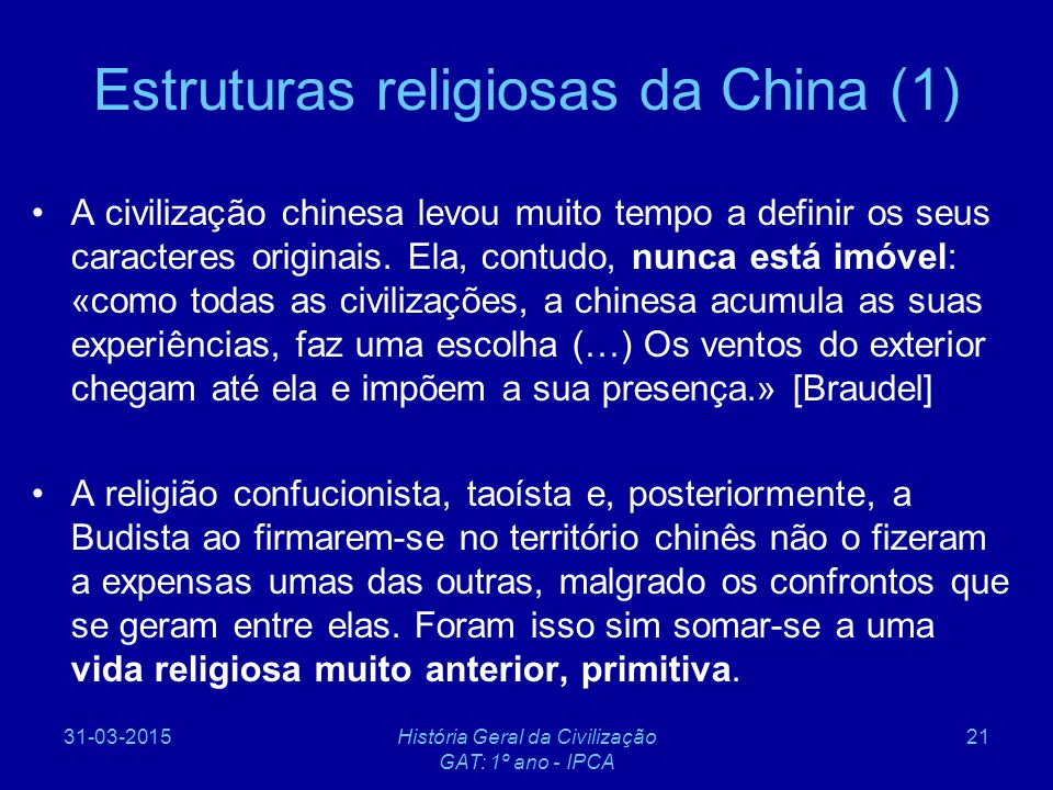 Estruturas religiosas da China (1)