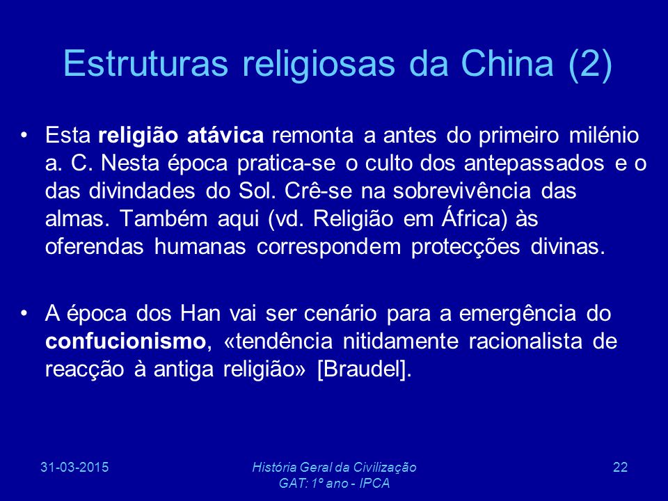Estruturas religiosas da China (2)