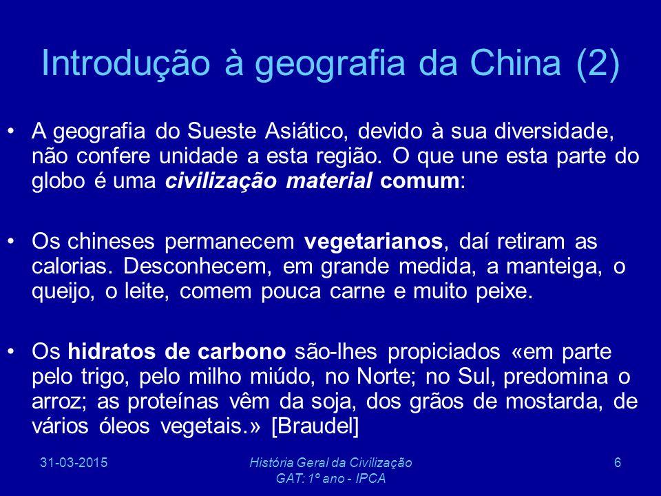 Introdução à geografia da China (2)