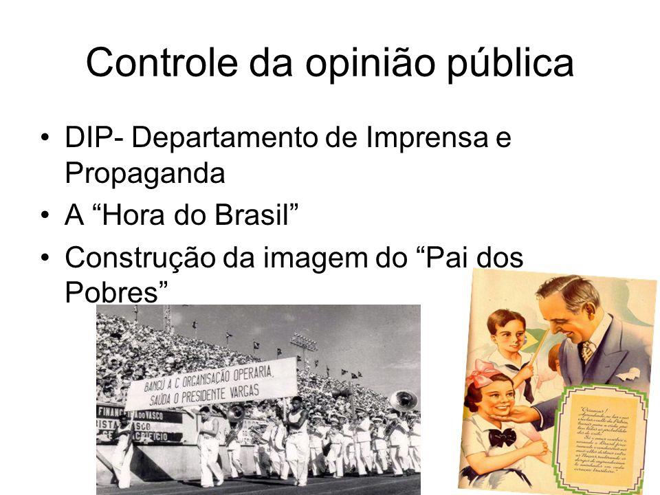 Controle da opinião pública