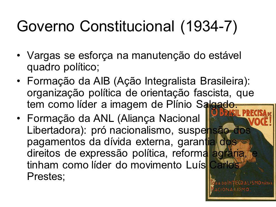 Governo Constitucional (1934-7)