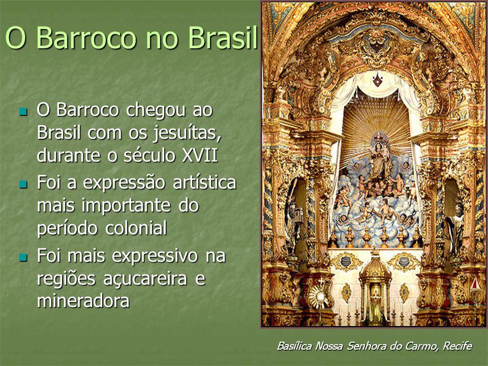 Basílica Nossa Senhora do Carmo, Recife