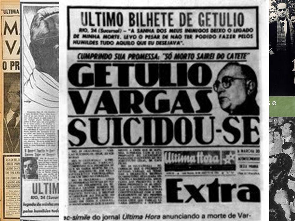 Dir/esquerda: Tancredo Neves e João Goulart...
