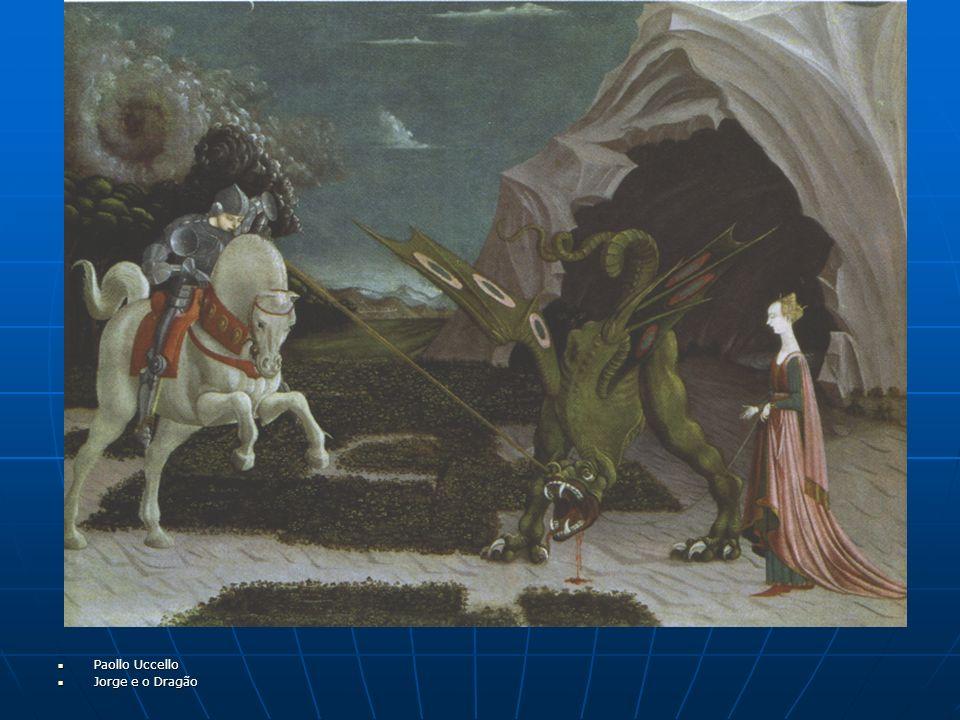 Paollo Uccello Jorge e o Dragão