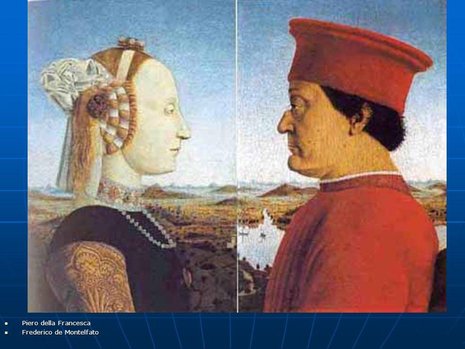 Piero della Francesca Frederico de Montelfato