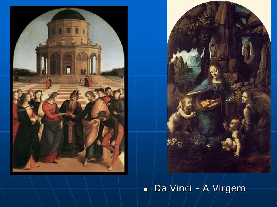 Da Vinci - A Virgem