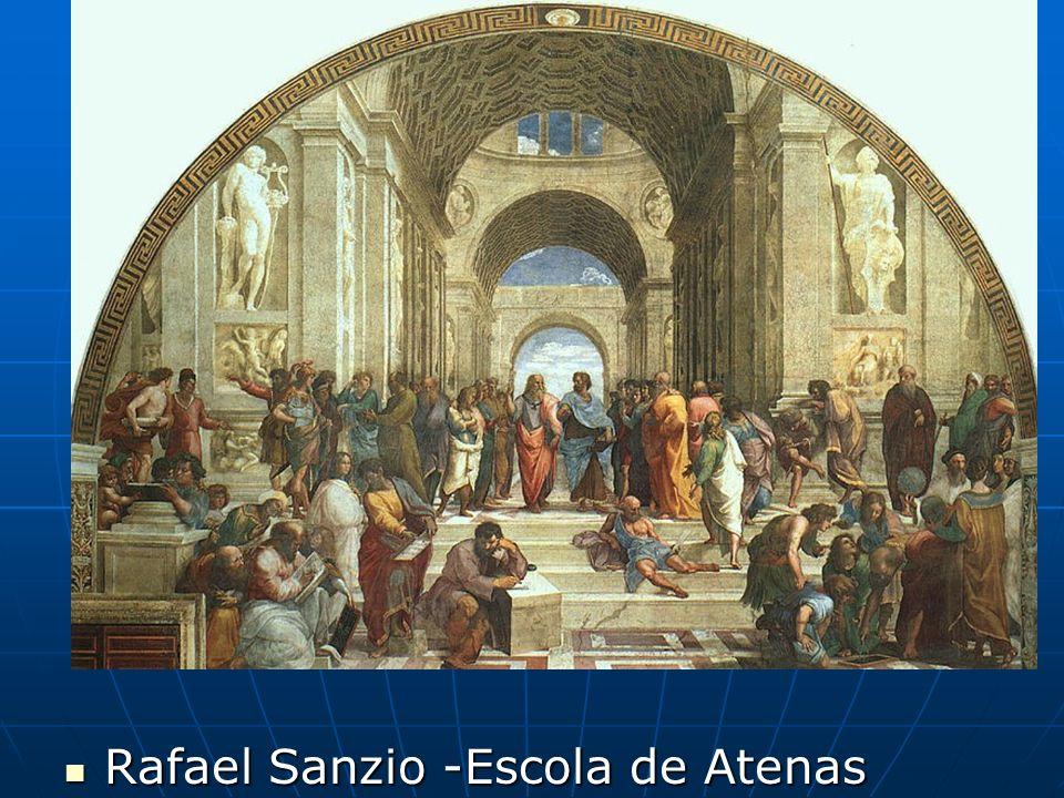 Rafael Sanzio -Escola de Atenas