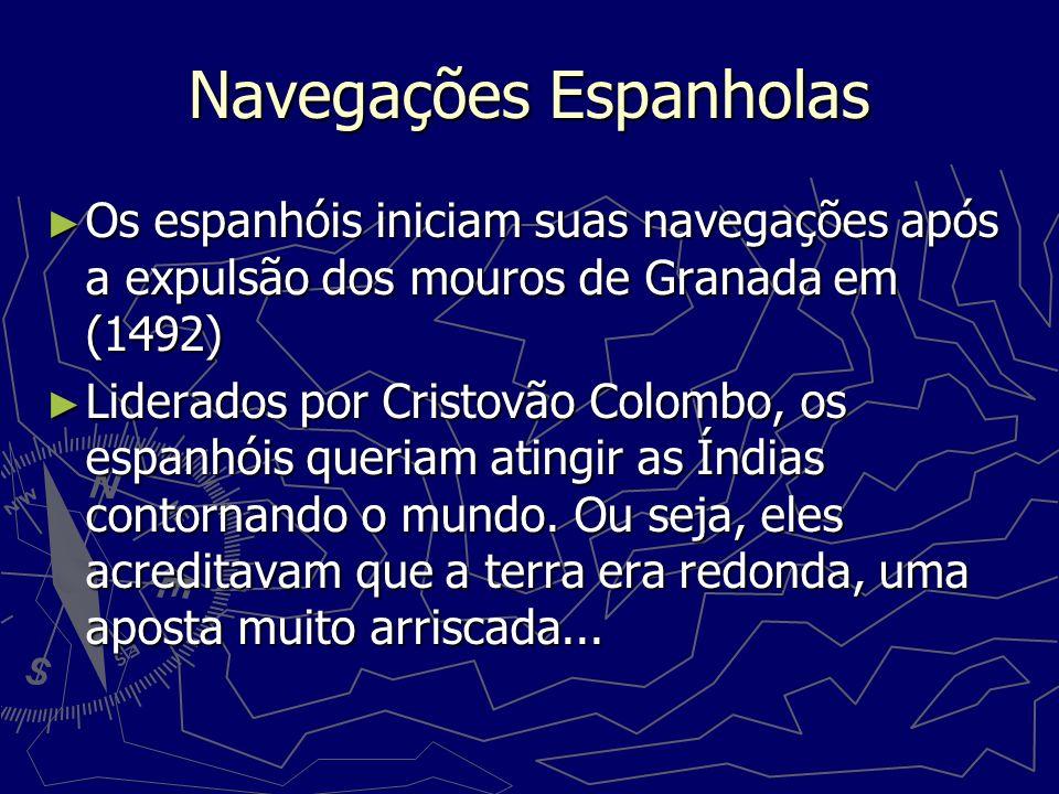 Navegações Espanholas