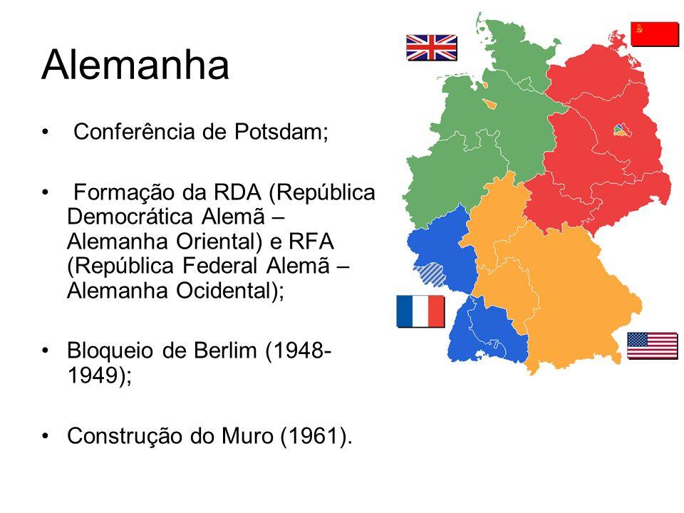 Alemanha Conferência de Potsdam;
