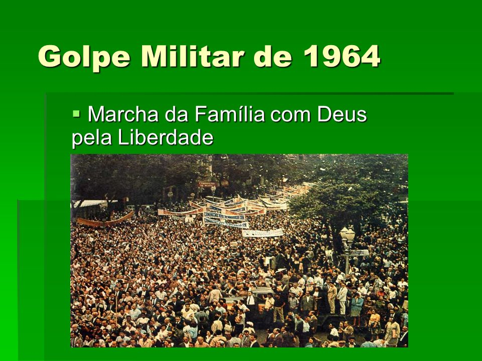 Marcha da Família com Deus pela Liberdade