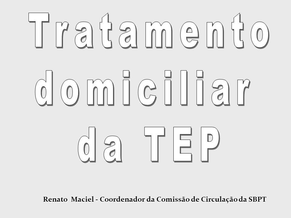 Tratamento domiciliar da TEP