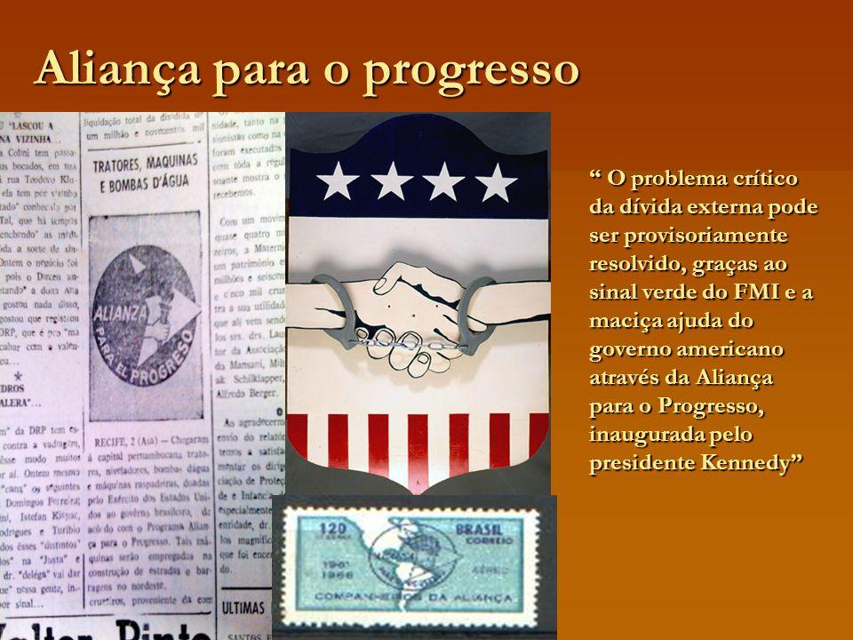 Aliança para o progresso