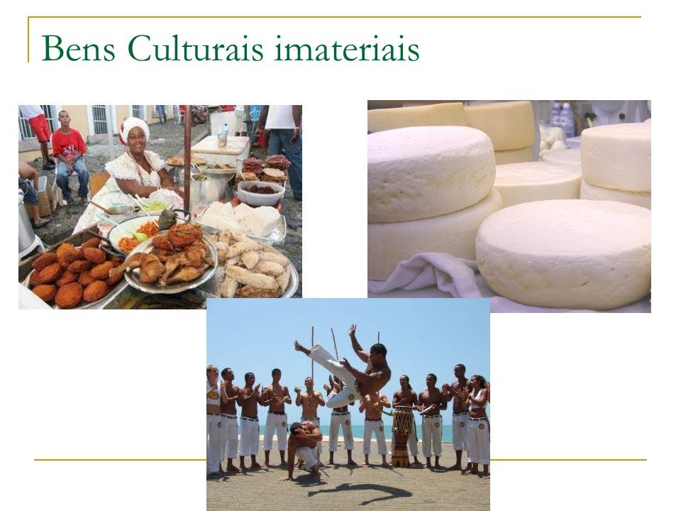 Bens Culturais imateriais