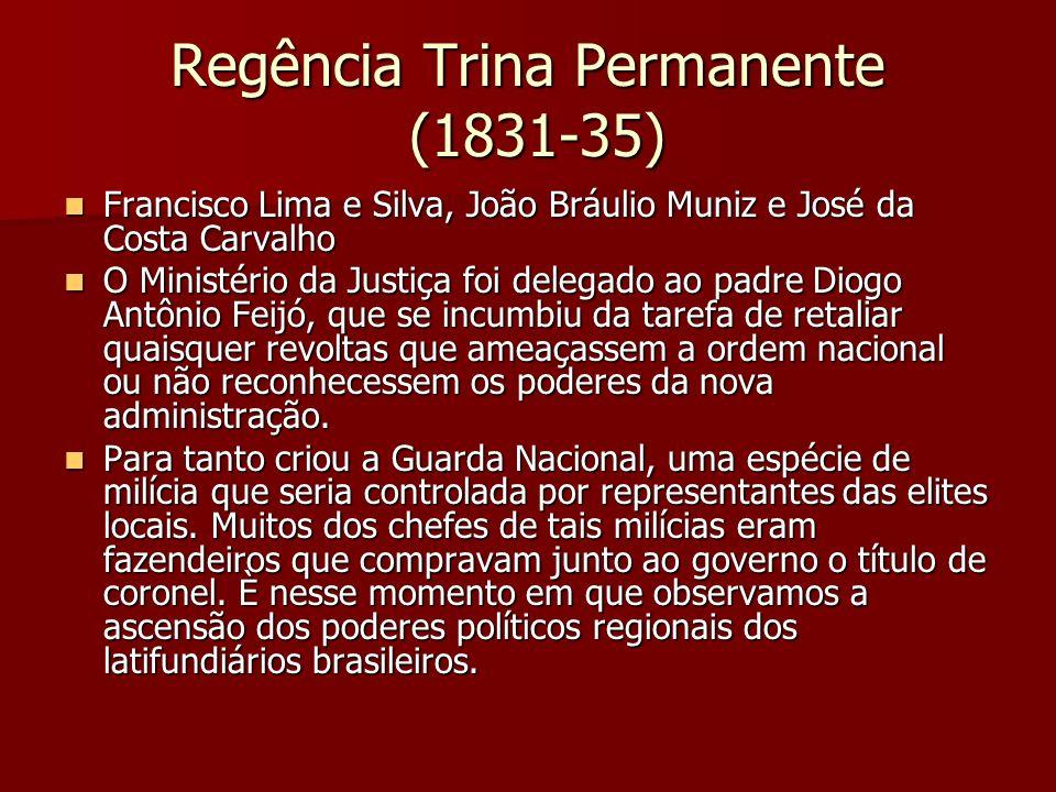 Regência Trina Permanente (1831-35)