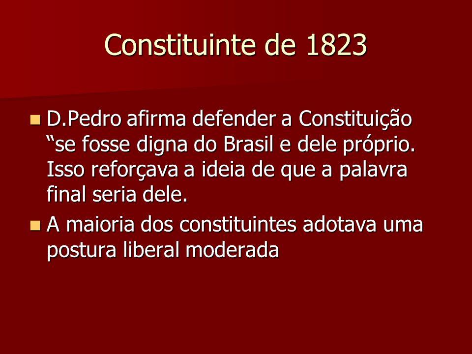 Constituinte de 1823