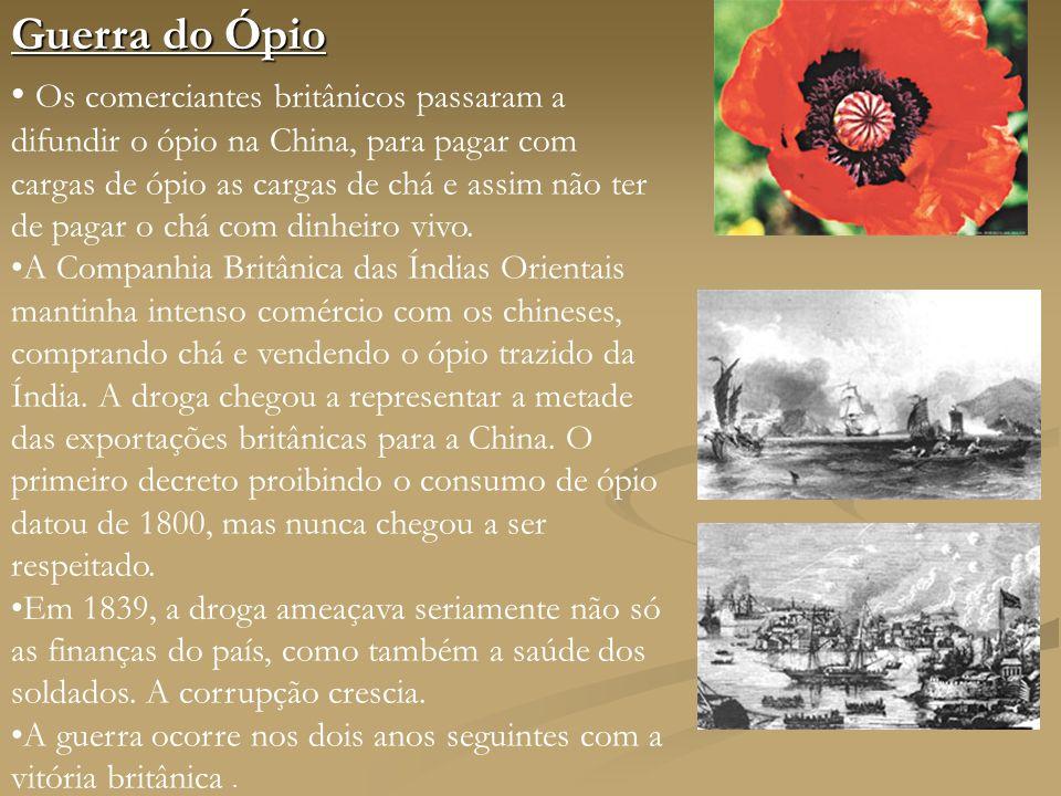 Guerra do Ópio