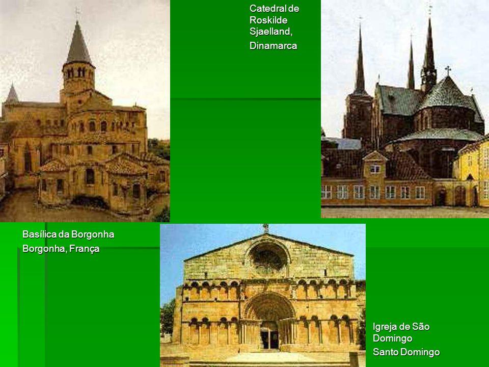 Catedral de Roskilde Sjaelland, Dinamarca