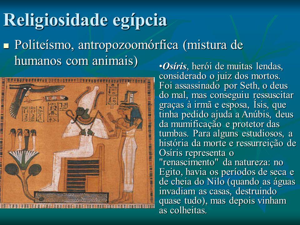 Religiosidade egípcia