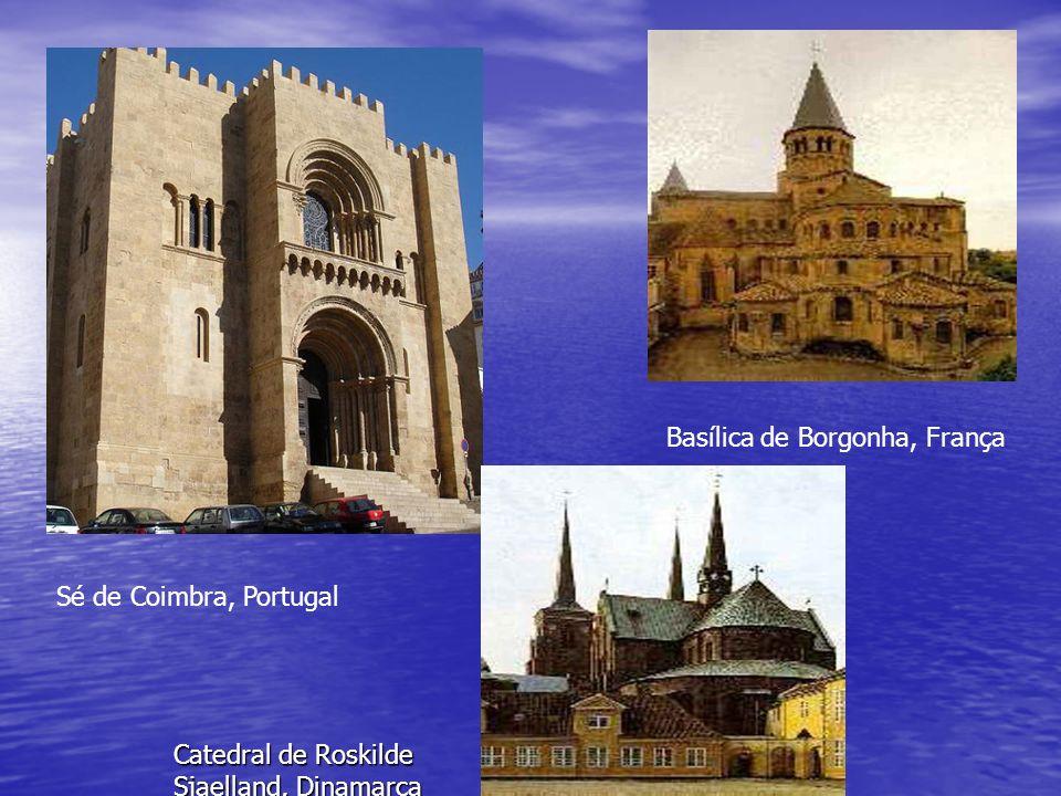 Basílica de Borgonha, França