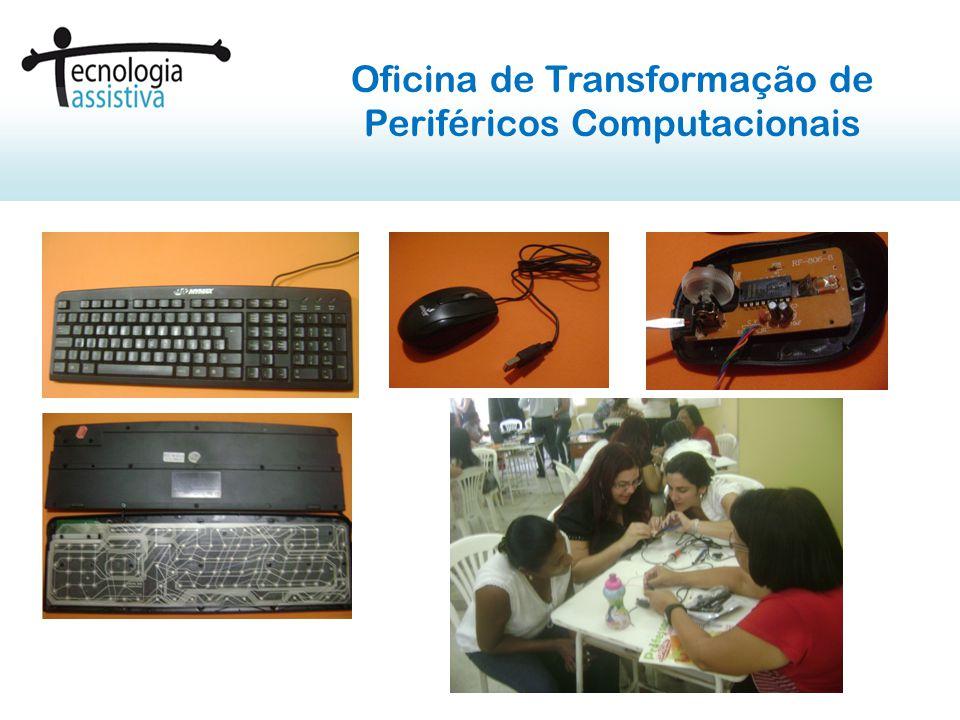 Oficina de Transformação de Periféricos Computacionais