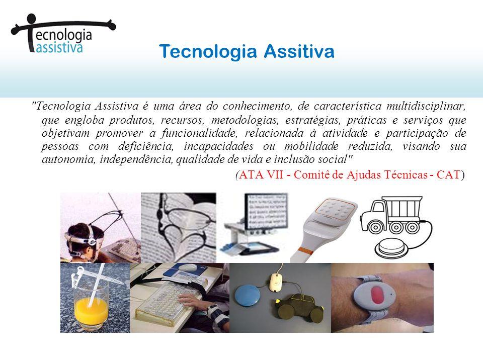 Tecnologia Assitiva