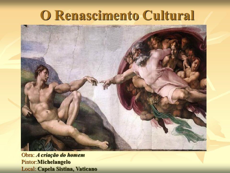 O Renascimento Cultural
