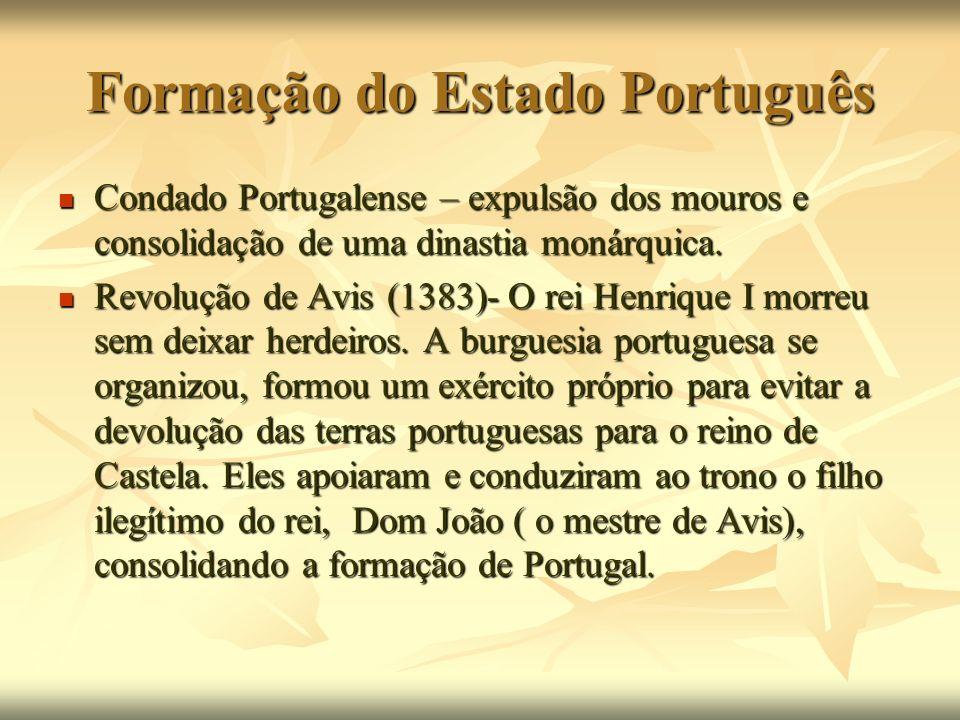 Formação do Estado Português