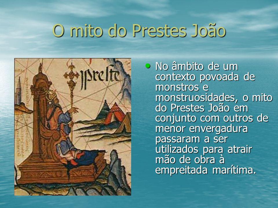 O mito do Prestes João