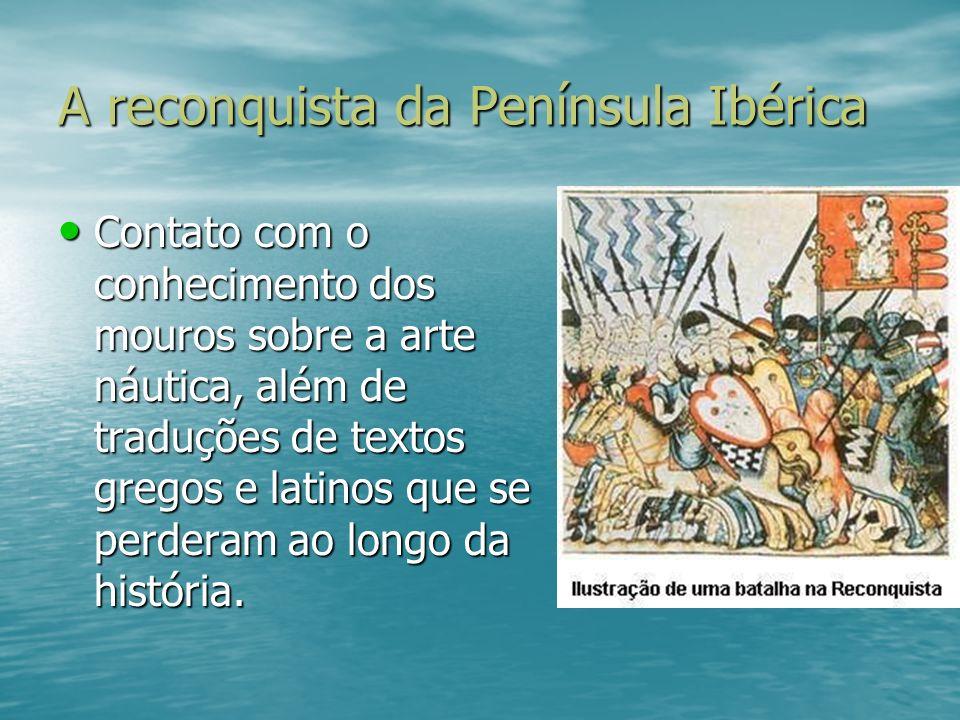 A reconquista da Península Ibérica