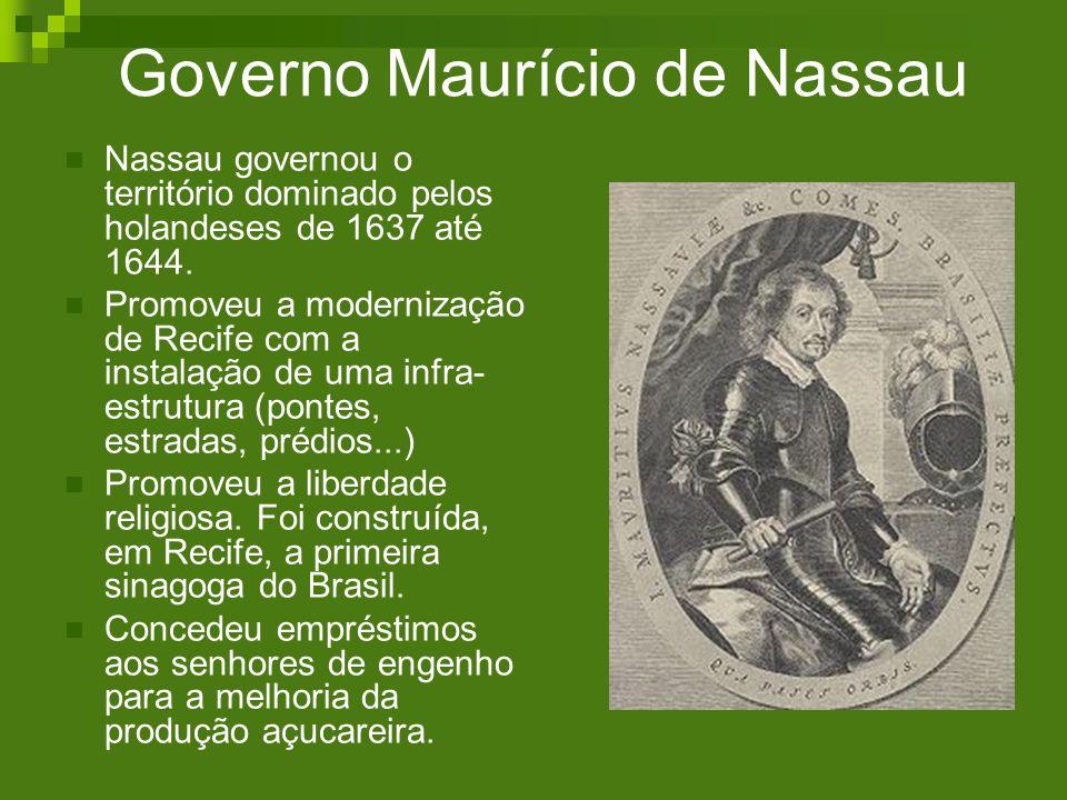Governo Maurício de Nassau