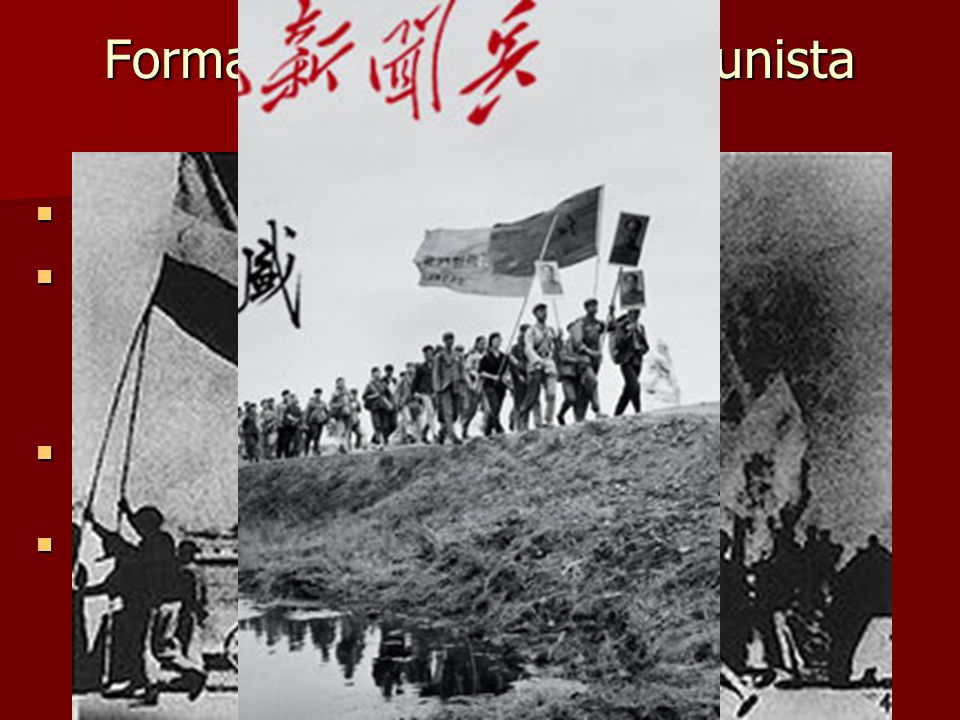 Formação do Partido Comunista Chinês