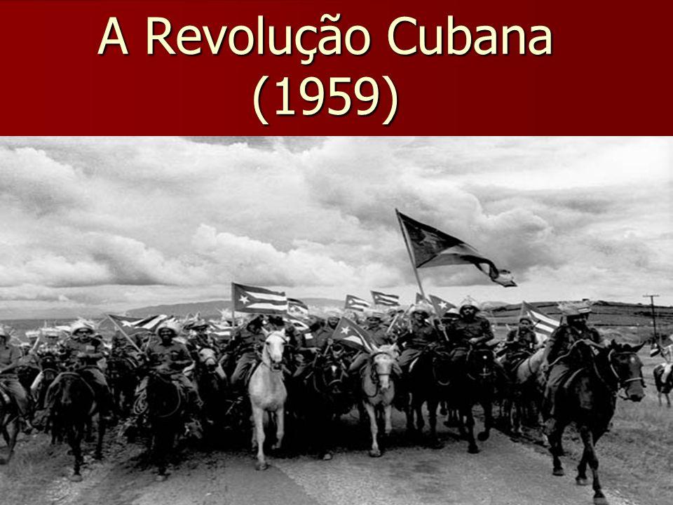 A Revolução Cubana (1959)
