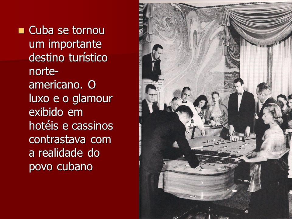 Cuba se tornou um importante destino turístico norte-americano