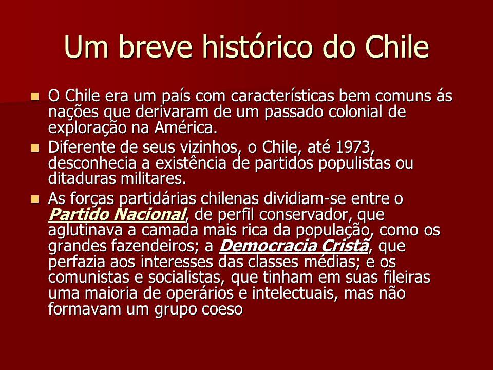 Um breve histórico do Chile