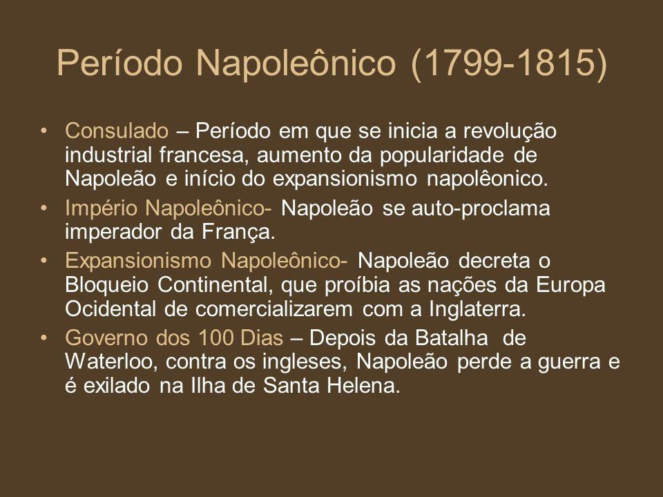 Período Napoleônico (1799-1815)