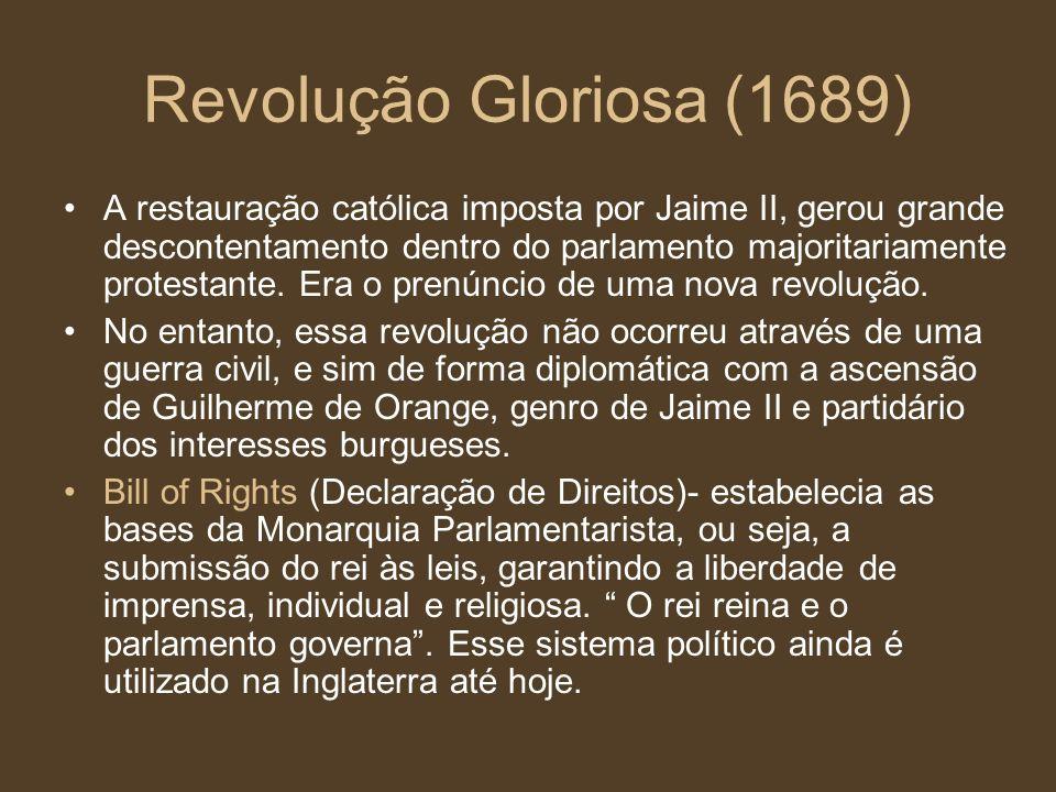 Revolução Gloriosa (1689)