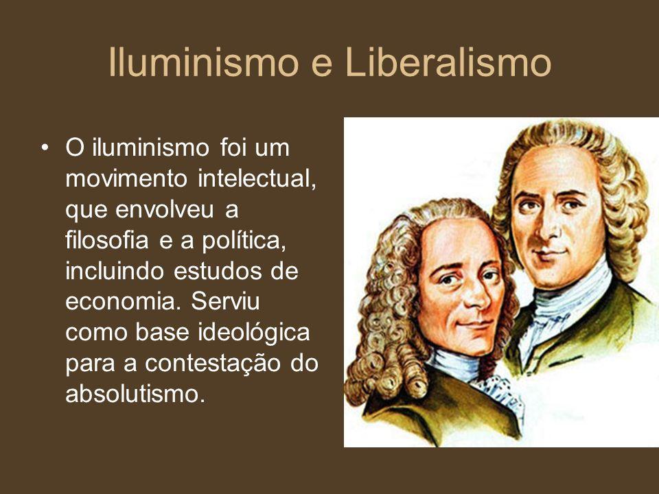 Iluminismo e Liberalismo
