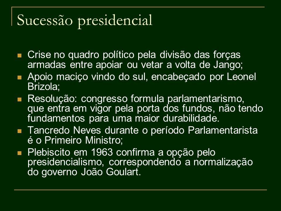 Sucessão presidencial