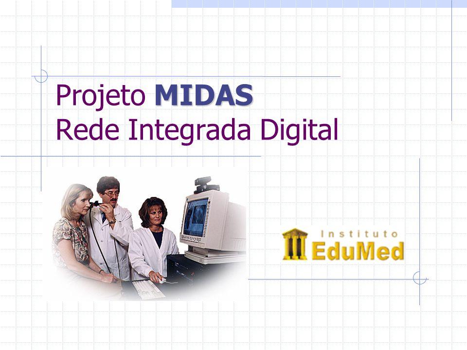 Projeto MIDAS Rede Integrada Digital