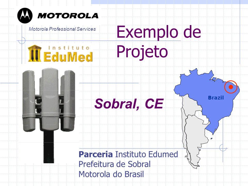 Exemplo de Projeto Sobral, CE