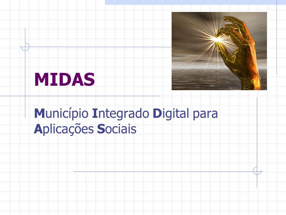 Município Integrado Digital para Aplicações Sociais