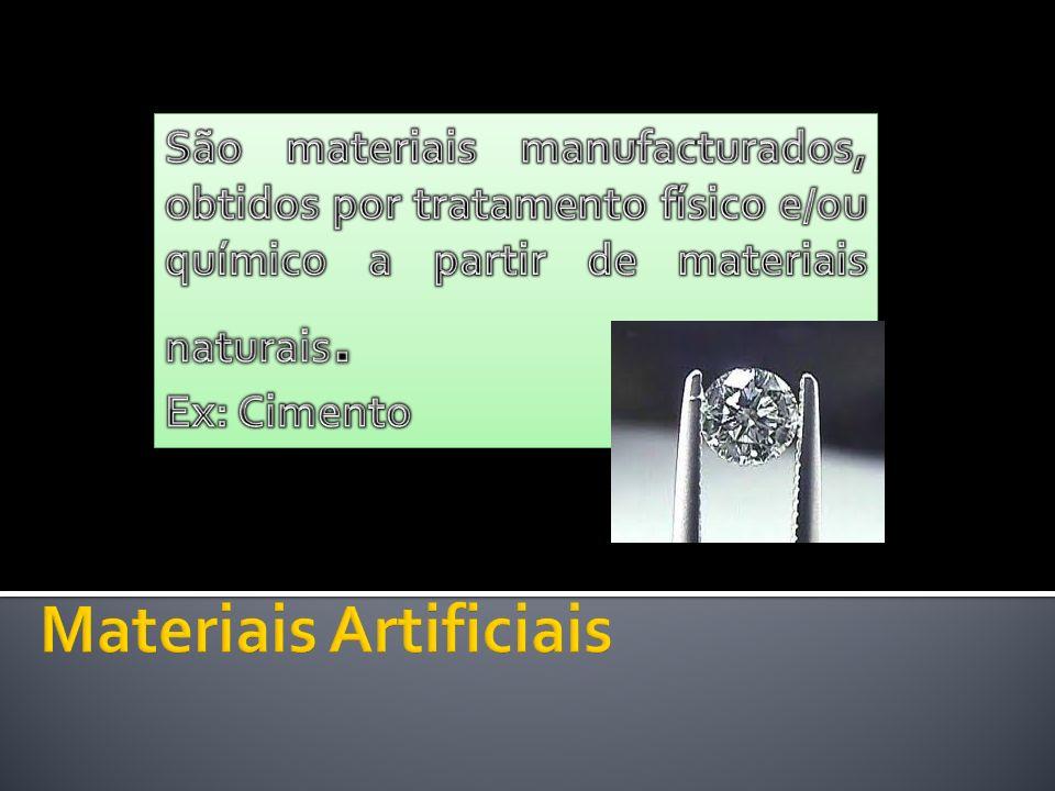 Materiais Artificiais