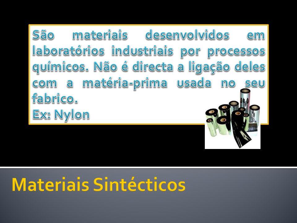 Materiais Sintécticos